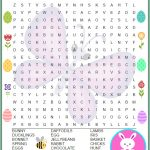Easter Puzzles Printable – Hd Easter Images   Printable Easter Crossword Puzzles For Adults