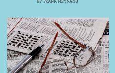Easy Crossword Puzzles Printable   Printable Crossword Book
