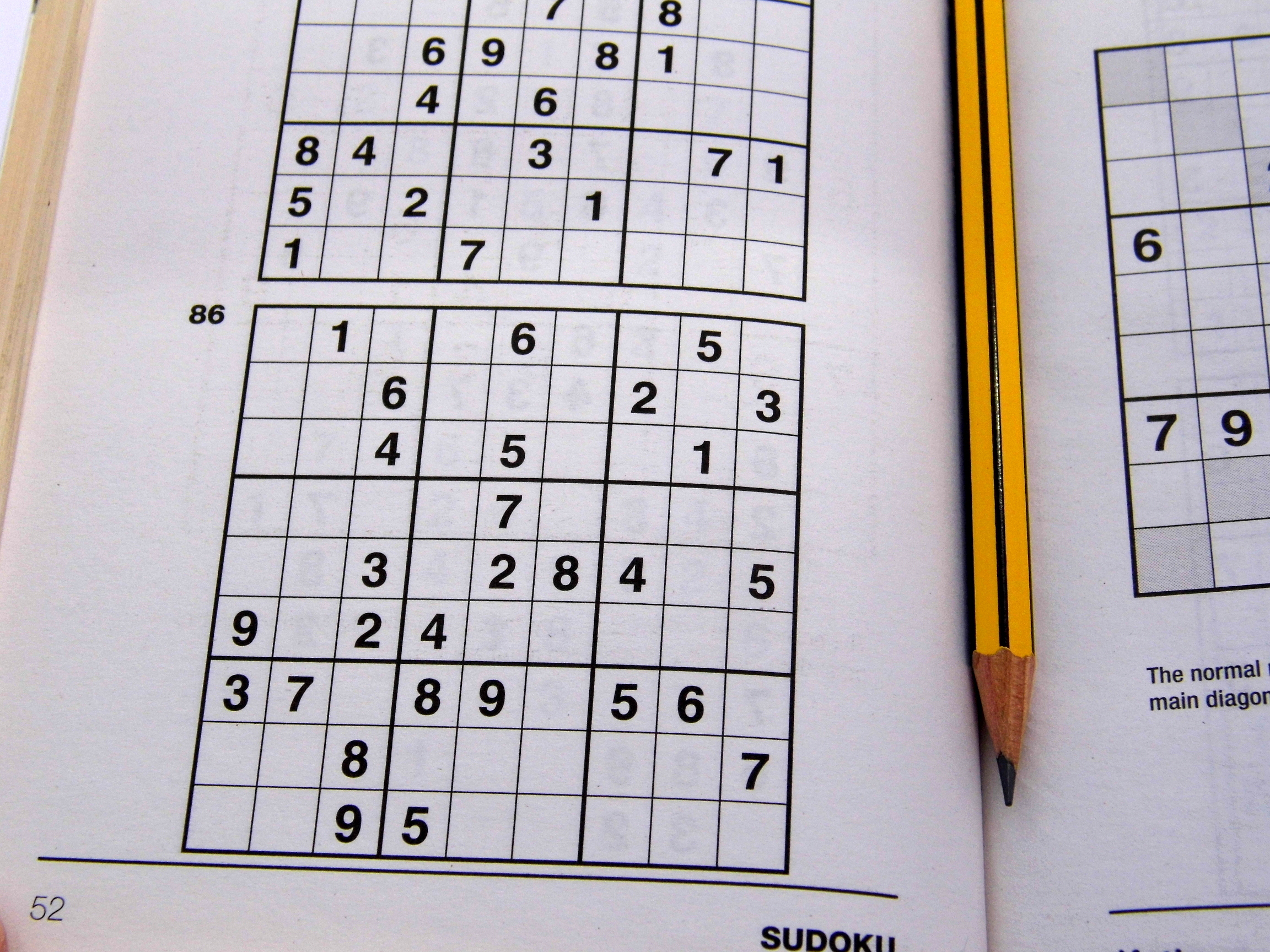 Easy Printable Sudoku Puzzles 2 Per Page – Book 2 – Free Sudoku Puzzles - Printable Sudoku Puzzles 2 Per Page
