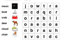 Easy Printable Word Searches With Pictures! Lots Of Other Free   Printable Word Puzzle Games