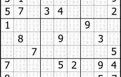Easy Sudoku Puzzles To Print Free Download Featured Sudoku Puzzle To   Printable Sudoku Puzzles For Adults