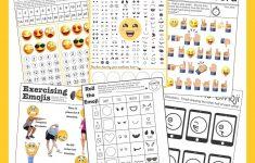 Emoji Games And Puzzles Packet Emoji Birthday Parties In 2019   Printable Emoji Puzzles