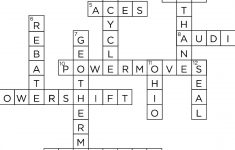 Energy Crossword Puzzle Answers   Energy Choices   Printable Energy Puzzle