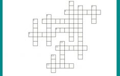 Enjoyable Esl Printable Crossword Puzzle Worksheets With Pictures   Free Printable Reading Crossword Puzzles