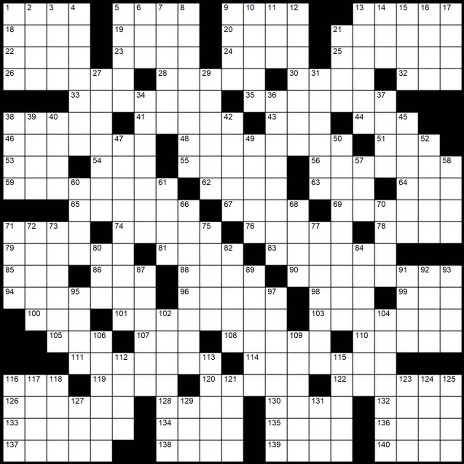 "Evan Birnholz's Dec. 30 Post Magazine Crossword, ""Dropping The Ball - Printable Sunday Crossword Washington Post"