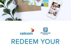 Exclusive Celcom Special Offer   Puzzle Print Voucher Code