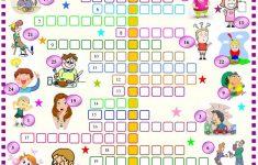 Feelings And Emotions Crossword Worksheet   Free Esl Printable   Feelings Crossword Puzzle Printable
