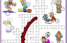 Feelings Emotions Esl Printable Crossword Puzzle Worksheets For Kids   Feelings Crossword Puzzle Printable