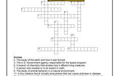 Female Scientists Crossword Puzzle | Woo! Jr. Kids Activities   Printable Crossword Puzzles Science