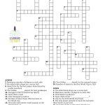 Fifth Grade Crossword Puzzles Printable – Orek   Printable Crossword Puzzles 5Th Grade