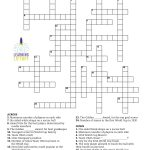 Fifth Grade Crossword Puzzles Printable – Orek   Printable Crossword Puzzles For 5Th Graders
