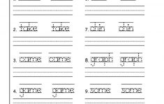 First Grade Writing Worksheets Free Printable – Worksheet Template   Printable Puzzles For First Grade