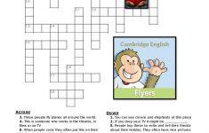 Flyers Vocabulary Puzzles Worksheet   Free Esl Printable Worksheets   Printable Vocabulary Puzzles