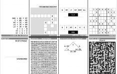 """Foldapuz On Twitter: """"a Selection Of Pen And Paper Puzzles For Today   Printable Puzzle Paper"""