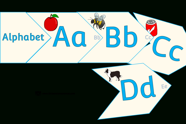Free Alphabet Floor Puzzle Printable Early Years/ey (Eyfs) Resource - Printable Floor Puzzle