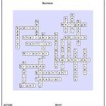 Free Crossword Maker For Kids   The Puzzle Maker Site   Printable Crossword Generator