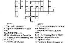 Free Crossword Puzzle Maker Printable   Hashtag Bg   Free Crossword   Printable Crossword Puzzle Generator