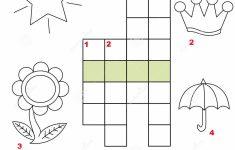 Free Crosswords For Kids Under Nine   Kiddo Shelter   Printable Crosswords For 6 Year Olds
