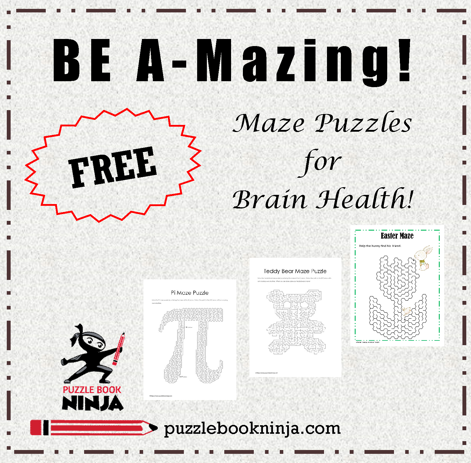 Free, Downloadable And Printable A-Mazing Maze Puzzles. Supports - Printable Visual Puzzles