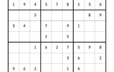 Free Downloadable Sudoku Puzzle Easy #3 | Puzzles | Sudoku Puzzles   Printable Sudoku Puzzles Medium #3