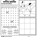 Free Mcdonalds Happy Meal Pokemon Printable Coloring Page Game   Printable Crossword Puzzles Pokemon