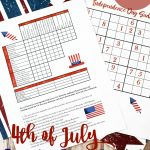 Free Printable 4Th Of July Logic Puzzles For Kids   Money Saving Mom   Printable July 4Th Puzzles