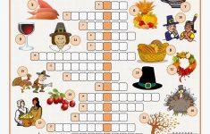Free Printable Cards: Free Printable Crossword Puzzles   Free Printable Crossword Puzzles Thanksgiving