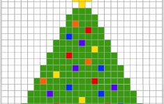 Free Printable Christmas Pixel Puzzles Activity For Kids | Coding   Printable Pixel Puzzles
