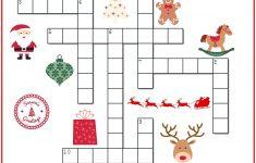Free Printable Crossword Puzzles For Kids State Capitals Crossword   Printable Crossword Puzzles Elementary School
