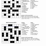 Free Printable Crossword Puzzles For Kids   Yapis.sticken.co   Printable Crossword Puzzles For Young Adults