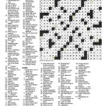 Free Printable Crosswords Sports Medium 9Jasports   Printable Blockbuster Crossword Puzzles