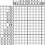 Free Printable Griddlers   Griddlers   Printable Griddlers Puzzles