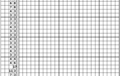 Free Printable Griddlers   Griddlers   Printable Nonogram Puzzles