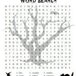 Free Printable Halloween Activities For First Graders   Halloween   Printable Halloween Puzzles