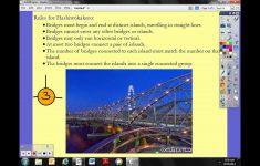 Free Printable Hashiwokakero (Build Bridges) Puzzles That Will Test   Printable Bridges Puzzles