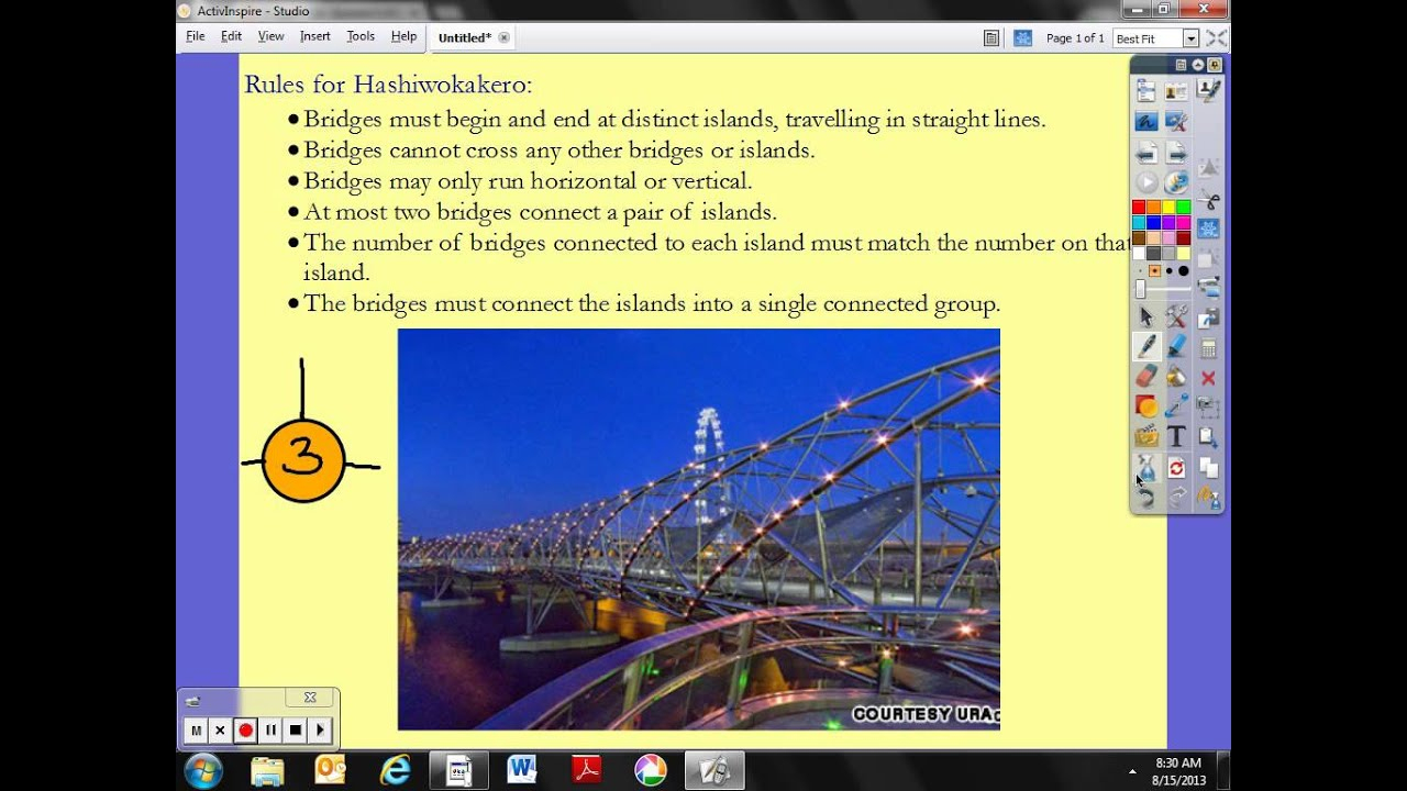 Free Printable Hashiwokakero (Build Bridges) Puzzles That Will Test - Printable Numbrix Puzzles