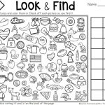 Free, Printable Hidden Picture Puzzles For Kids   Printable Toddler Puzzles