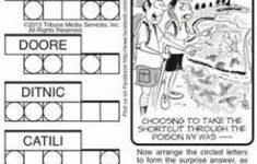 Free Printable Jumble Puzzles   Bing Images | Jumble Puzzles   Free   Printable Jumble Puzzle