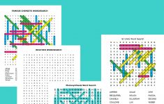 Free Printable Science Word Search Puzzles   Printable Crossword Word Search Puzzles