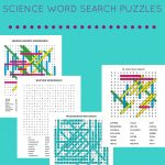Free Printable Science Word Search Puzzles   Printable Science Puzzle