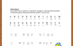 Free Printable Secret Code Word Puzzle For Kids. This Puzzle Has A   Printable Codebreaker Puzzles