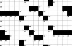 Free Printable Sunday Crossword Puzzles | Free Printables   Printable Crossword Puzzles By Frank Longo