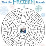 Free Printable Travel Games For Kids   Printable Puzzle Games For Kindergarten