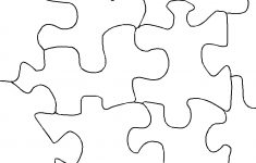 Free Puzzle Template, Download Free Clip Art, Free Clip Art On   6 Piece Printable Puzzle
