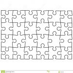 Free Puzzle Template, Download Free Clip Art, Free Clip Art On   Printable 2 Piece Puzzles