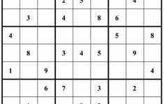 Free Sudoku Puzzles   Enjoy Daily Free Sudoku Puzzles From Walapie   Printable Sudoku Puzzles Hard