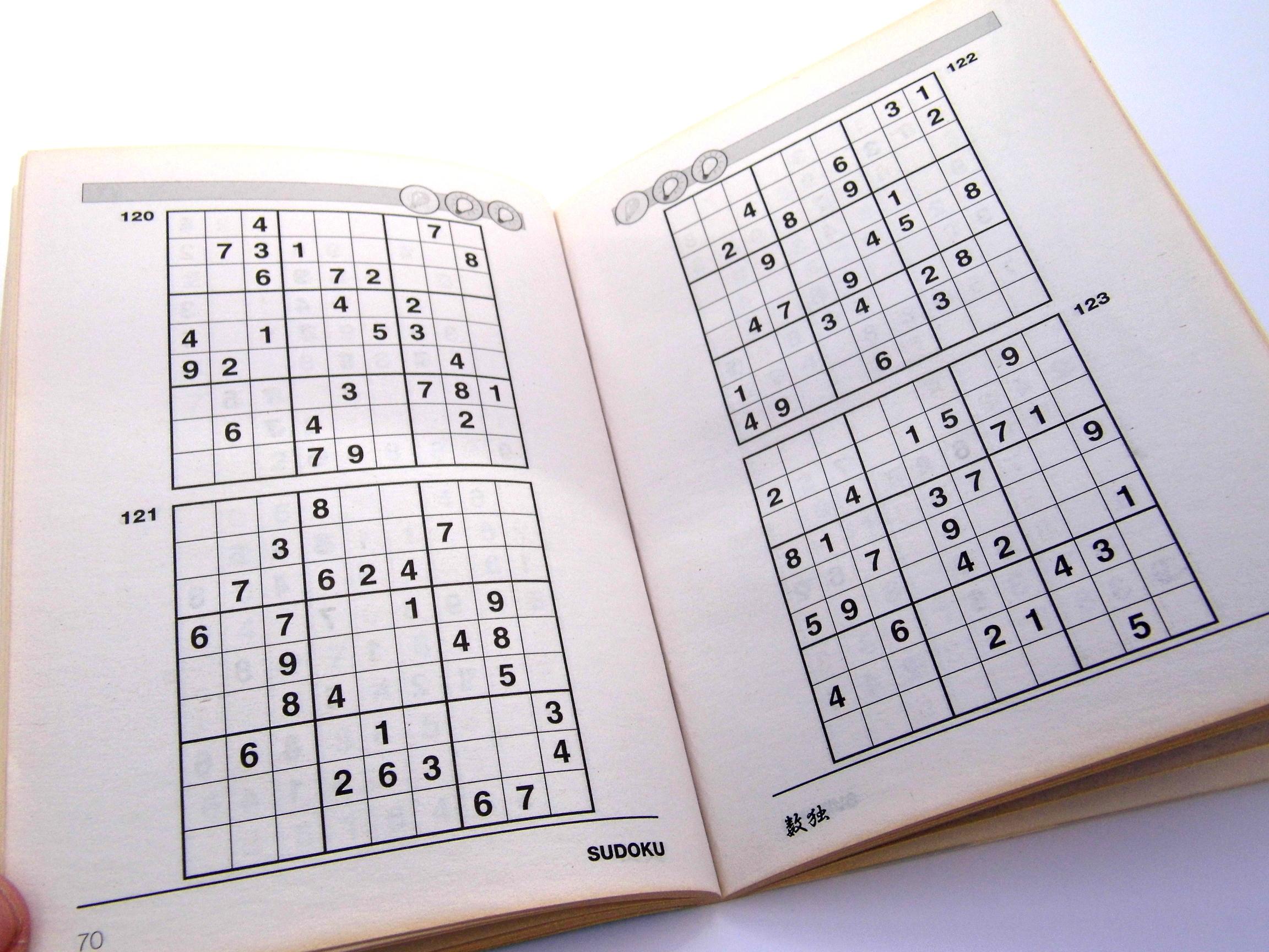 Free Sudoku Puzzles – Free Sudoku Puzzles From Easy To Evil Level - Printable Puzzles.com