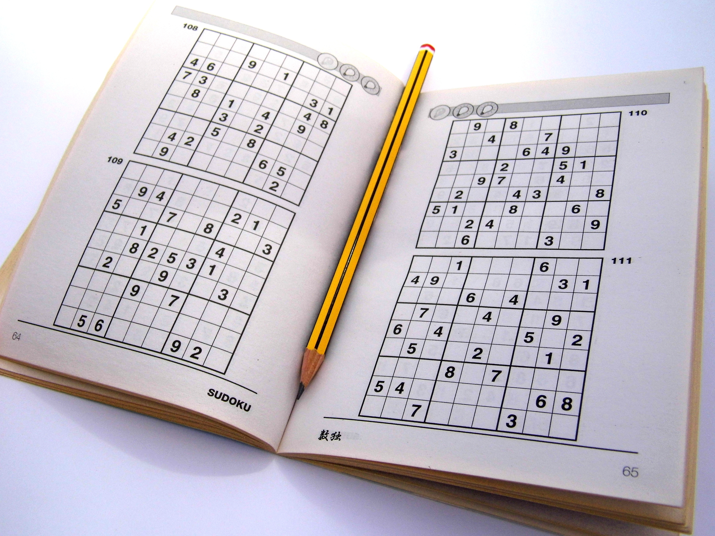 Free Sudoku Puzzles – Free Sudoku Puzzles From Easy To Evil Level - Printable Sudoku Puzzles 8 Per Page