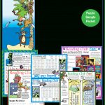 Free Summer Reading Fun – Puzzle Packet | Printable Puzzles For June   Reading Printable Puzzle