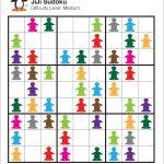 Free Visual Sudoku Puzzles   Easy, Medium And Challenge | Free Math   Free Printable Visual Puzzles